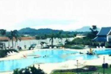 Hotel Rimkok Resort: Piscine Découverte CHIANG RAI