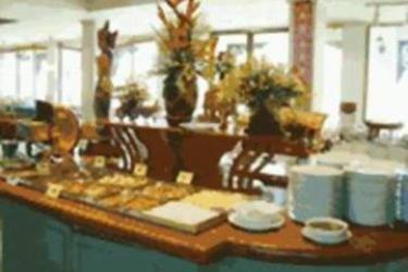 Hotel Rimkok Resort: Restaurant CHIANG RAI