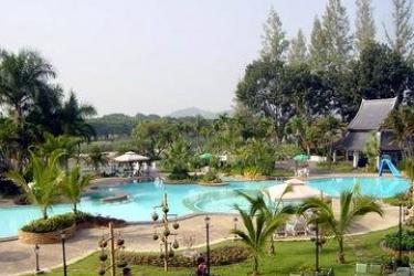 Hotel Rimkok Resort: Swimming Pool CHIANG RAI