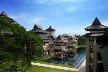 Hotel Le Meridien Chiang Rai Resort: Exterieur CHIANG RAI