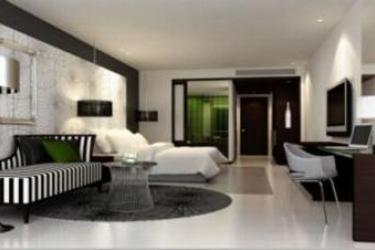 Hotel Le Meridien Chiang Rai Resort: Schlafzimmer CHIANG RAI