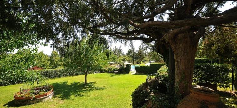 Casafrassi: Jardín CHIANTI AREA