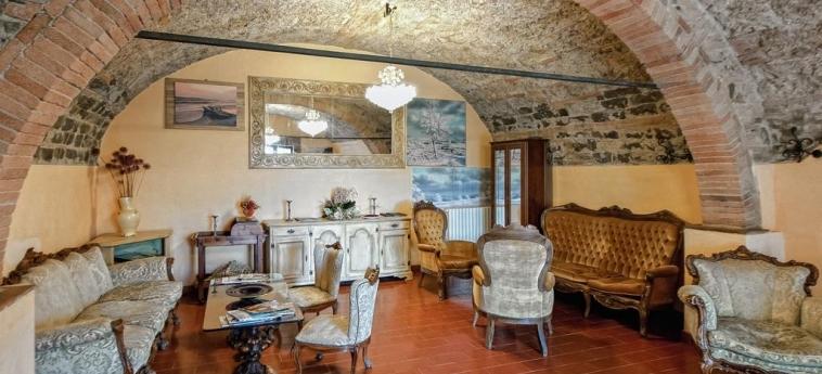 Casafrassi: Lobby CHIANTI AREA