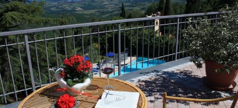 Hotel Villa Sant'uberto Country Inn: Affresco CHIANTI AREA