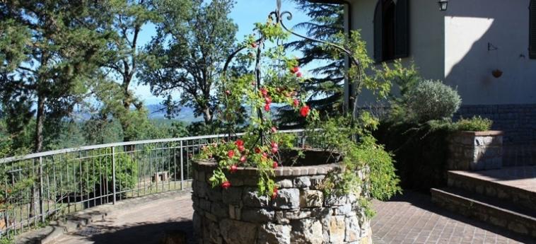 Hotel Villa Sant'uberto Country Inn: Appartamento Bilocale CHIANTI AREA