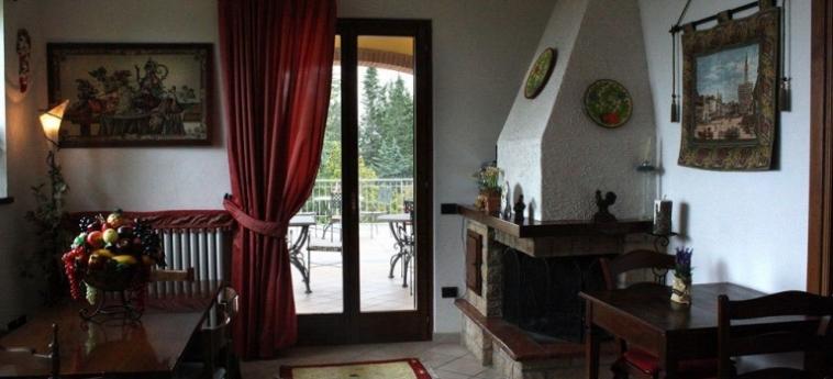 Hotel Villa Sant'uberto Country Inn: Camera Matrimoniale/Doppia CHIANTI AREA