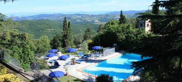 Hotel Villa Sant'uberto Country Inn: Camera Tripla CHIANTI AREA