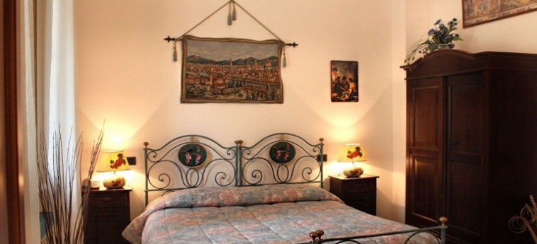 Hotel Villa Sant'uberto Country Inn: Camera Vista Mare CHIANTI AREA