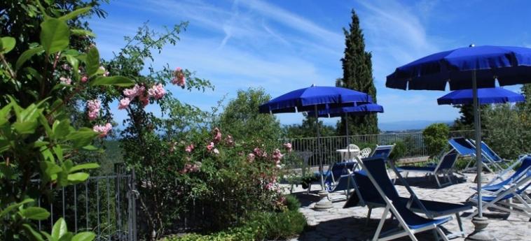 Hotel Villa Sant'uberto Country Inn: Dormitorio 4 Pax CHIANTI AREA