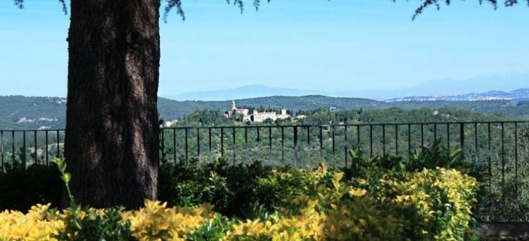 Hotel Villa Sant'uberto Country Inn: Montagna CHIANTI AREA
