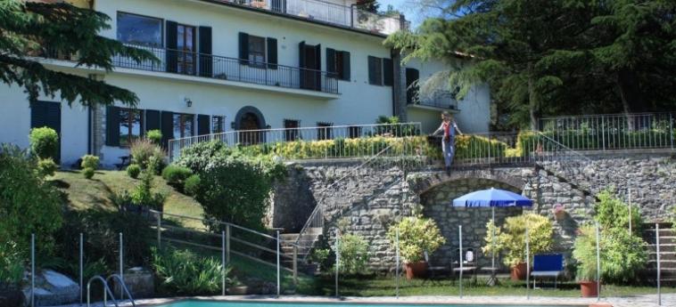 Hotel Villa Sant'uberto Country Inn: Piscina Esterna CHIANTI AREA