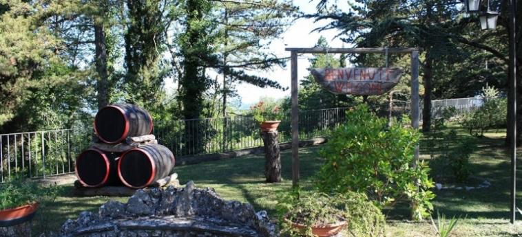 Hotel Villa Sant'uberto Country Inn: Putting Green CHIANTI AREA
