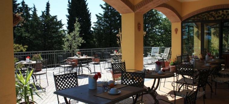 Hotel Villa Sant'uberto Country Inn: Sala Colazione CHIANTI AREA