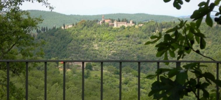 Hotel Villa Sant'uberto Country Inn: Salotto CHIANTI AREA
