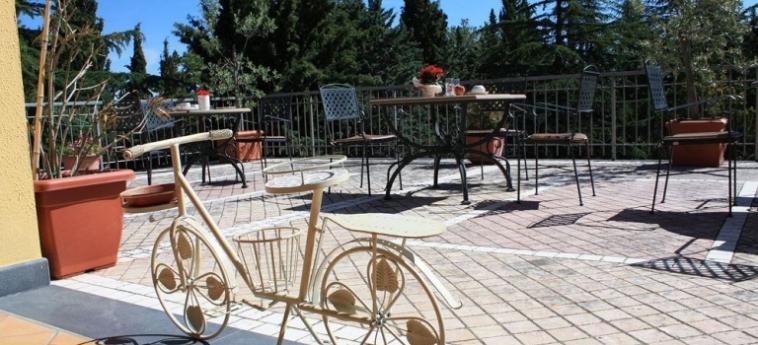 Hotel Villa Sant'uberto Country Inn: Sauna CHIANTI AREA