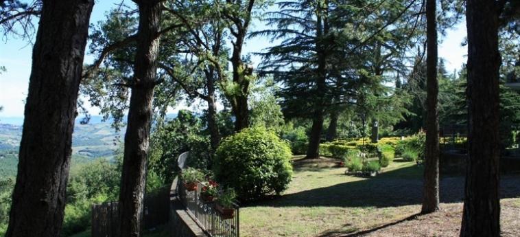Hotel Villa Sant'uberto Country Inn: Spiaggia CHIANTI AREA