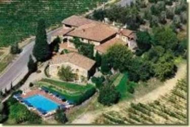 Hotel Belvedere Di San Leonino: Hotellage CHIANTI AREA