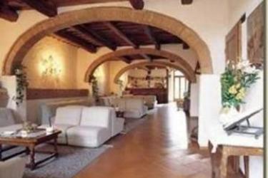 Hotel Belvedere Di San Leonino: Lobby CHIANTI AREA