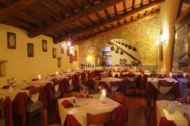 Hotel Belvedere Di San Leonino: Restaurant CHIANTI AREA
