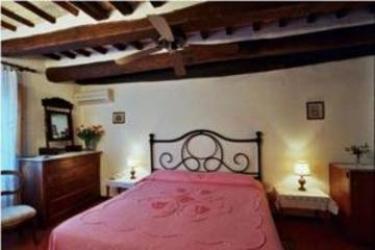Hotel Belvedere Di San Leonino: Schlafzimmer CHIANTI AREA