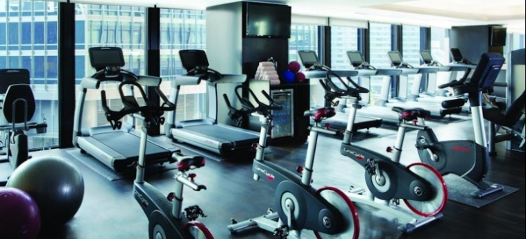 Hotel The Langham Chicago: Gym CHICAGO (IL)