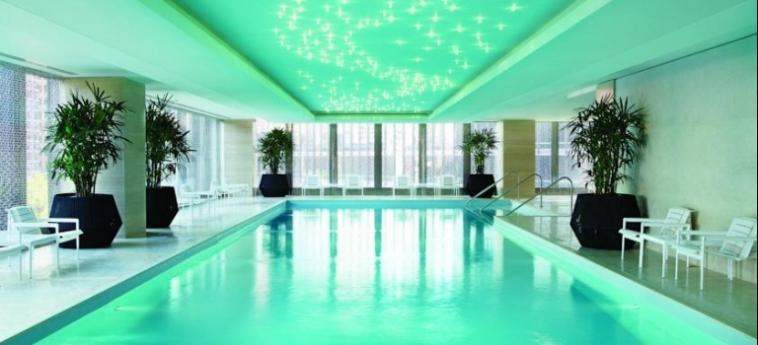 Hotel The Langham Chicago: Indoor Swimmingpool CHICAGO (IL)