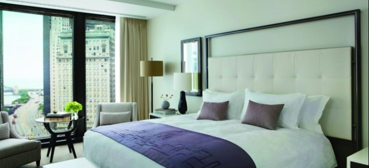 Hotel The Langham Chicago: Room - Double CHICAGO (IL)