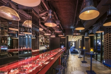 Virgin Hotels Chicago: Bar Interno CHICAGO (IL)