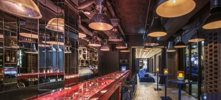 Virgin Hotels Chicago: Innen Bar CHICAGO (IL)