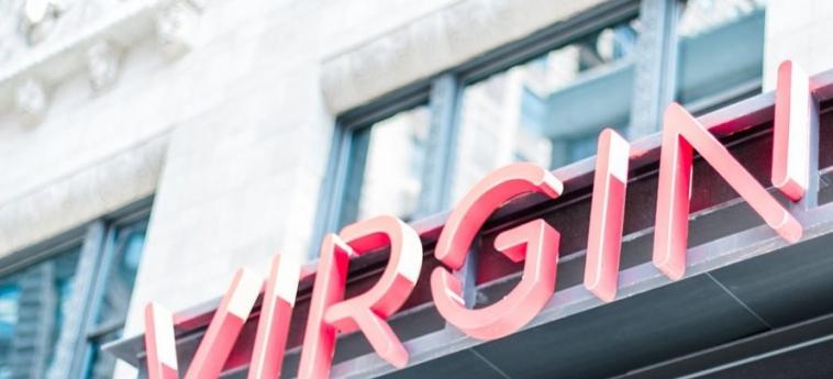 Virgin Hotels Chicago: Entrance CHICAGO (IL)