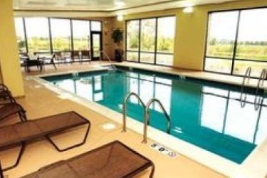 Hotel Hampton Inn & Suites Chicago Deer Park: Chambre junior Suite  CHICAGO (IL)