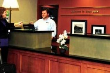 Hotel Hampton Inn & Suites Chicago Deer Park: Lobby CHICAGO (IL)