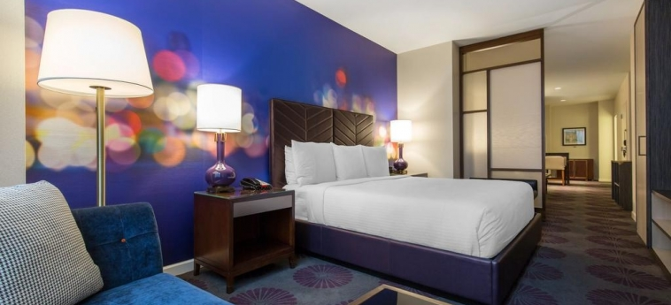 Cambria Hotel & Suites Chicago Magnificent Mile: Chanbre CHICAGO (IL)