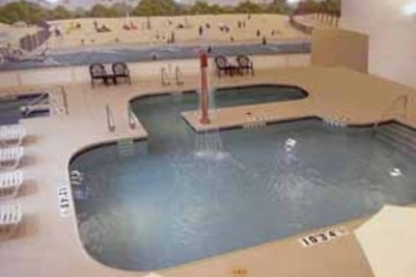 Hotel Quality Inn Hoel & Suites Dixon: Swimming Pool CHICAGO (IL)
