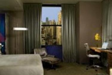 Hard Rock Hotel Chicago: Camera Matrimoniale/Doppia CHICAGO (IL)
