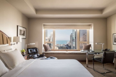 Hotel Park Hyatt: Chanbre CHICAGO (IL)