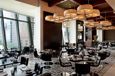 Hotel Park Hyatt: Restaurant CHICAGO (IL)