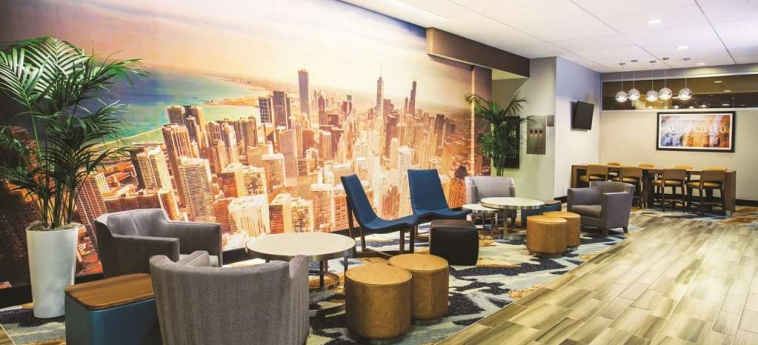 Hotel La Quinta Inn & Suites Chicago Downtown: Lobby CHICAGO (IL)