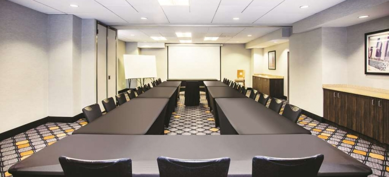 Hotel La Quinta Inn & Suites Chicago Downtown: Meeting Room CHICAGO (IL)