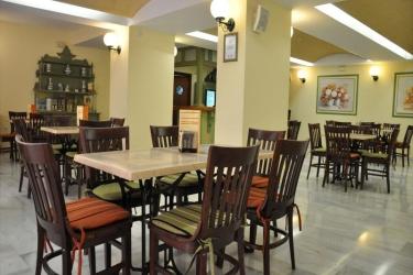 Hotel Alboran : Bar CHICLANA DE LA FRONTERA