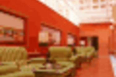 Hotel Alboran : Lobby CHICLANA DE LA FRONTERA