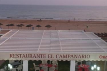 Hotel El Campanario: Restaurant CHICLANA DE LA FRONTERA