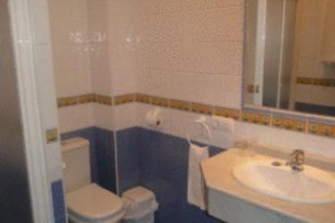Hotel Cortijo Los Gallos: Badezimmer CHICLANA DE LA FRONTERA