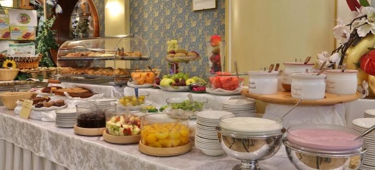 Hotel Bristol: Buffet CHIOGGIA - VENEZIA