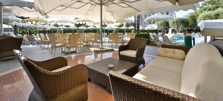 Hotel Bristol: Patio CHIOGGIA - VENEZIA