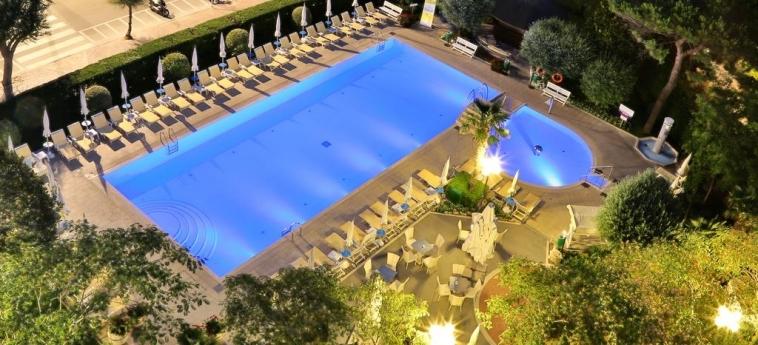Hotel Bristol: Pool CHIOGGIA - VENEZIA