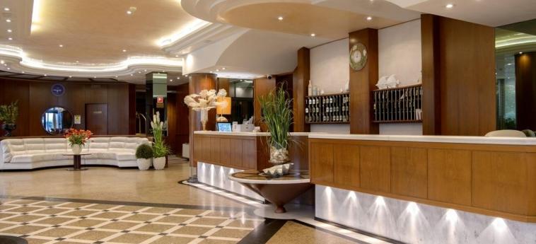 Hotel Bristol: Reception CHIOGGIA - VENEZIA