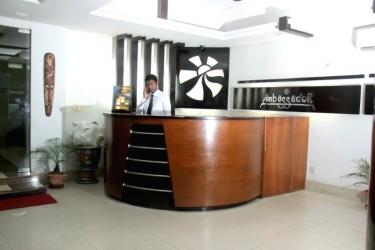 Hotel Ambassador Residency: Jacuzzi CHITTAGONG