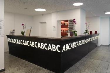 Hotel Abc: Lobby CHUR