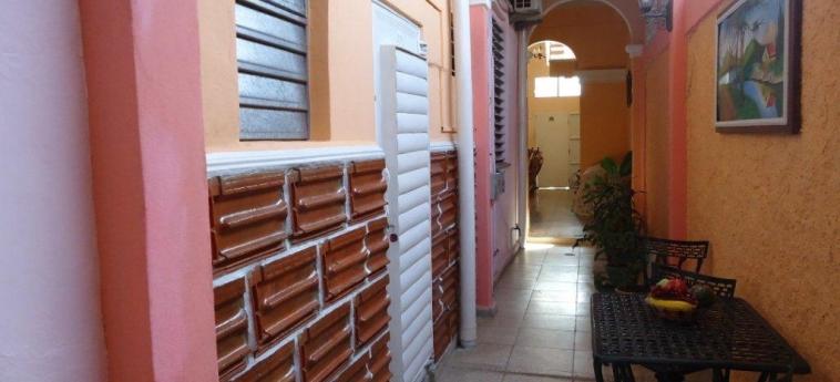 Hotel Hostal Rivero Novoa: Corridor CIENFUEGOS
